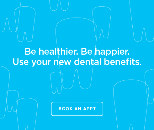 Be Heathier, Be Happier. Use your new dental benefits. - Poway Family Dental Group and Orthodontics